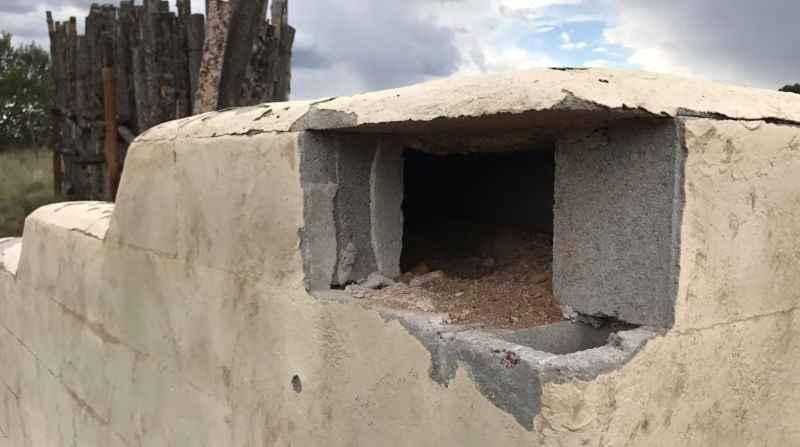 12 Broken Concrete