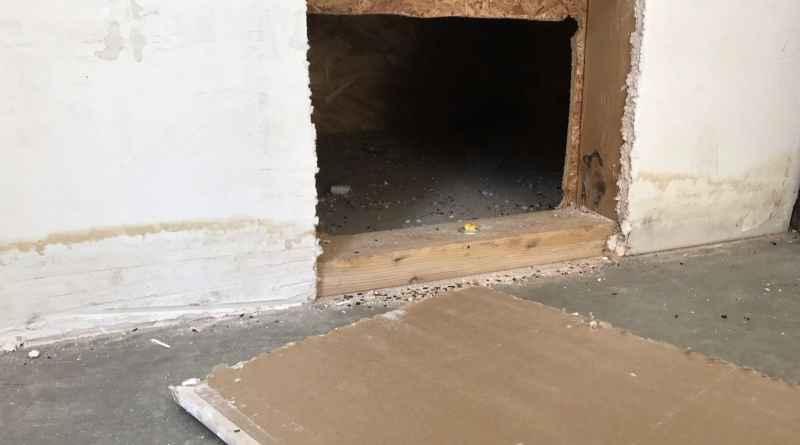 13 Broken Wall Cavity